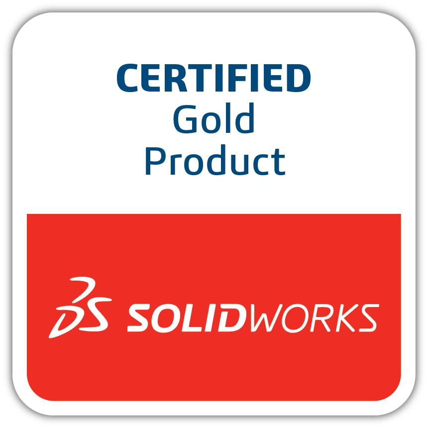 Certified Gold Product Icon